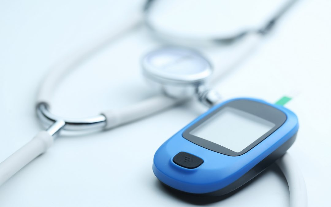 Mantenha o controle da diabetes